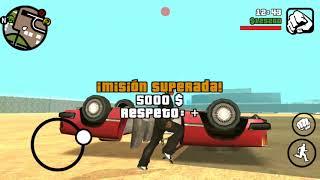GTA San Andreas versión android (Misión 73,74,75,76,77)