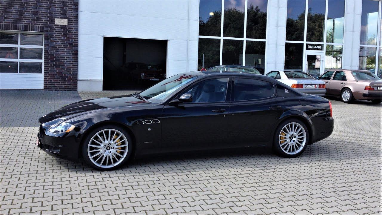 Maserati Quattroporte Gts 2009 Review Testdrive Jmsd