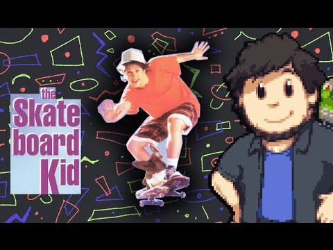 The Skateboard Kid - JonTron