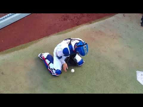 MLB Yasmani Grandal Bullpen Session