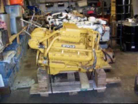Marine Diesel Engines for Sale