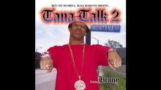 B.E.N.N.Y. The Butcher - Tana Talk 2 (Full Album)  2009