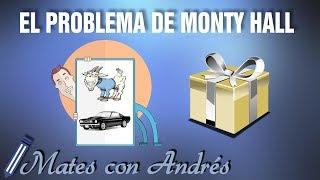 El Problema de Monty Hall (explicación con probabilidad)