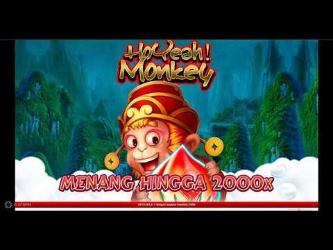 GIVEAWAY #1 DAPAT PULSA - APAKAH SAYA AKAN MENANG DI PART 2? HoYeah! Monkey - Spadegaming (PART 1)
