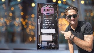 The CUSTOM Casey Neistat Samsung Galaxy Note 9