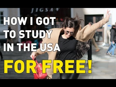 How I Got into Top American Universities with Full Ride Scho