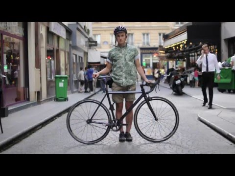 Video Portraits - Cyclists - Europe Edition - Vol 01