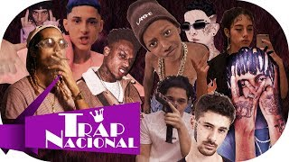 TRAP BR 2019 - AS MAIS TOCADAS DE 2019 (+ Download)