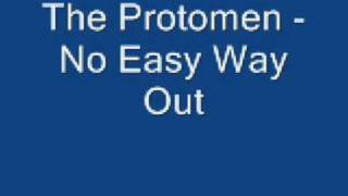 The Protomen - No Easy Way Out