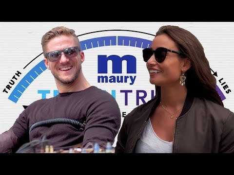 The perfect couple? | The Truth Truck | The Maury Show