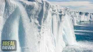 "Melting Polar Ice Caps A ""Ticking Timebomb"" For Earth"