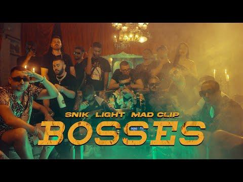 Смотреть клип Snik Ft. Light, Mad Clip - Bosses