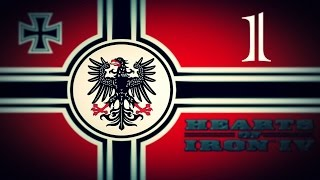 Hearts of Iron IV Türkçe Oynanış Almanya 1