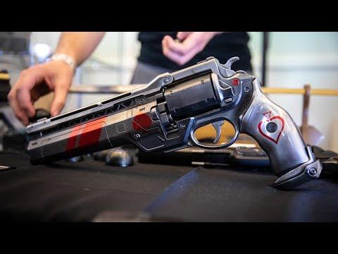 Aurum FX's Destiny Blaster Props!