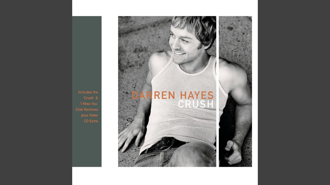 Darren Hayes Has Spoken About The Explicit Homophobia Savage Garden Faced