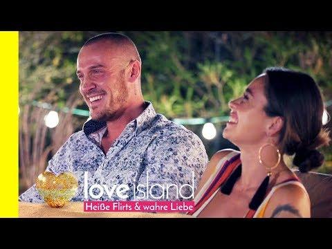 Vertrauensbeweis: Roman und Melissa haben ein Einzeldate   Love Island - Staffel 3 #16