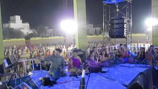 ACHAL MEHTA-RISHABH GROUP-NAVRATRI GARBA-LIVE 2014