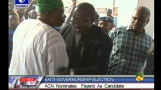 Ekiti: Fayemi Gets Nomination For Re-Election