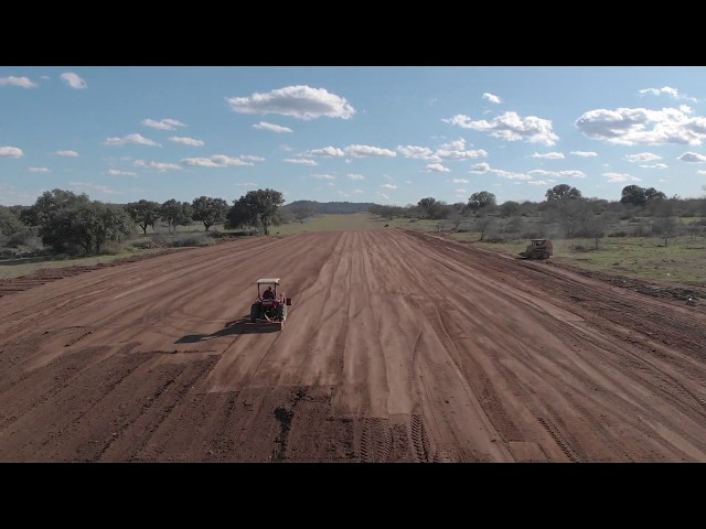 500' Runway Extension at Red Sands Ranch airstrip 1XS4