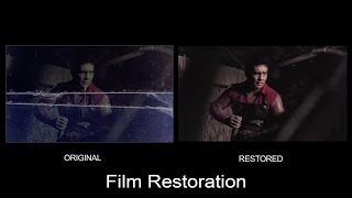FPJ productions Film restoration sample ang panday
