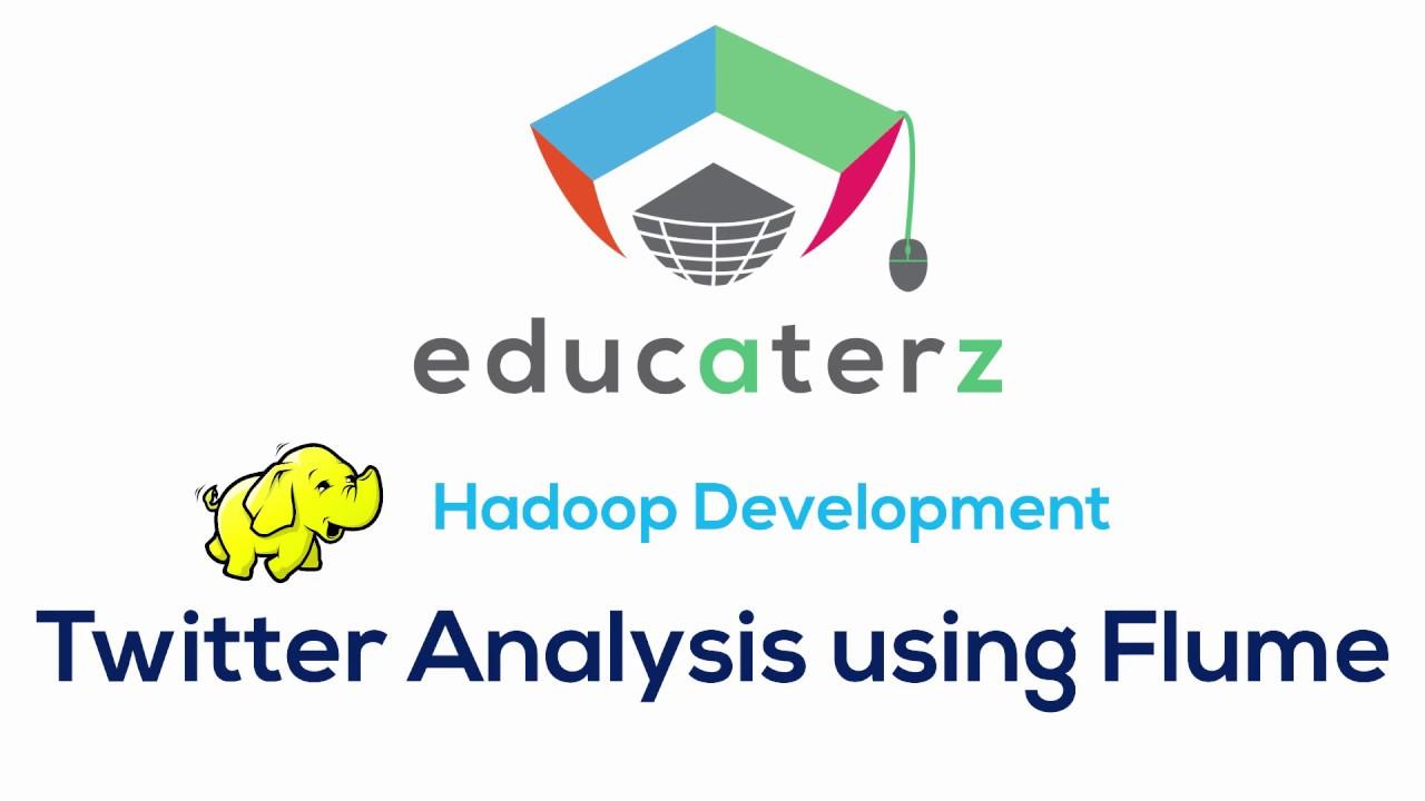 Hadoop tutorial for beginners 46 twitter analysis using flume hadoop tutorial for beginners 46 twitter analysis using flume baditri Image collections