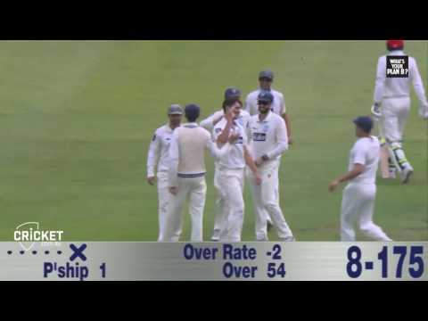Cummins snares eight wickets on Shield return