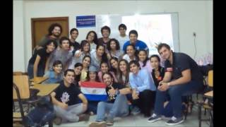 First Chapter Of Aiesec In Paraguay - Mc Ignite - 2012 -  2013.1