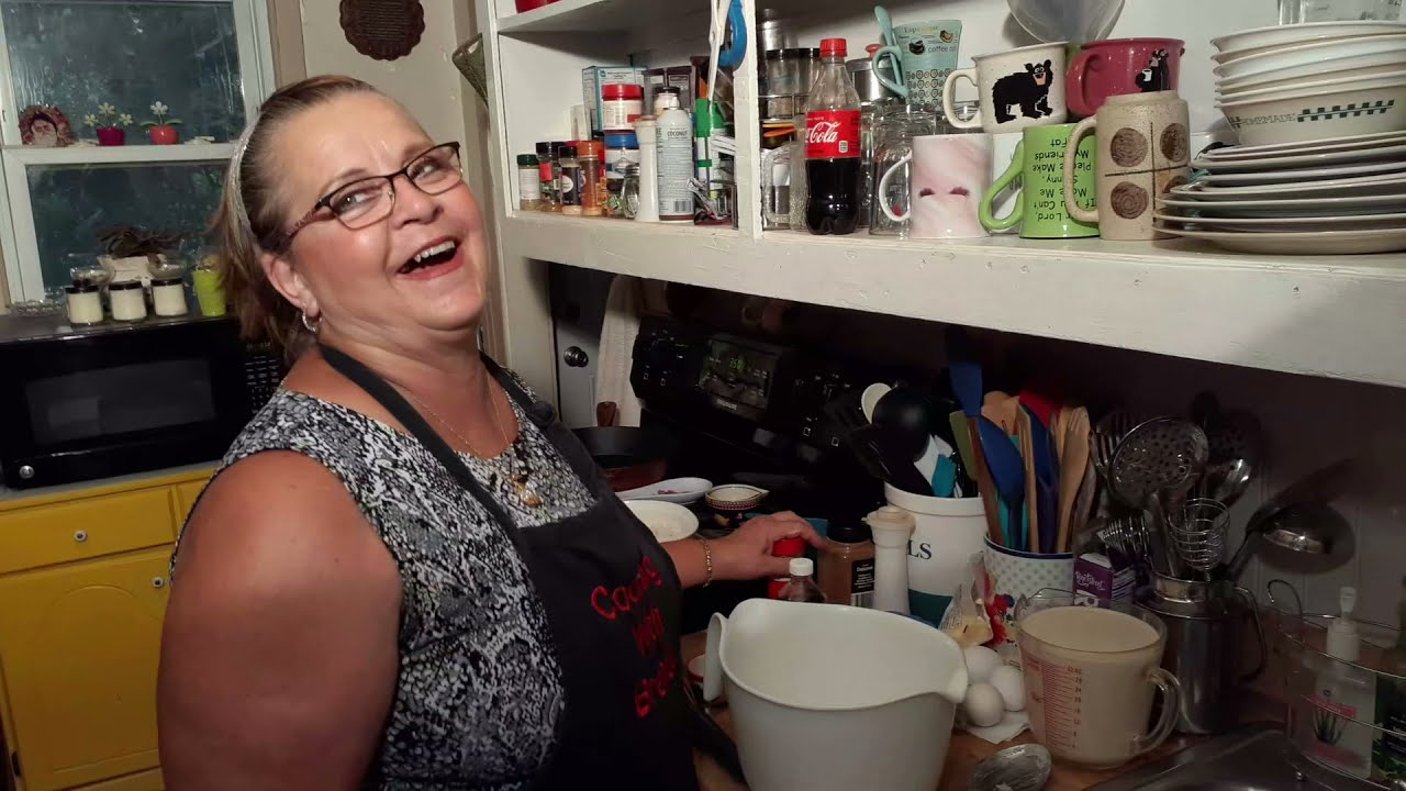 Appalachian cooking with Brenda --- Bake Rice Pudding