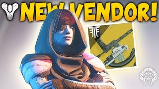 Destiny 2: NEW VENDORS & EXOTIC LOOT! Queen Secrets, Special Raid Boss, Subclass Abilities