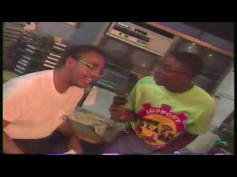 MTV  Report on NWA comments on Pump It Up Host Dee Barnes and Dr Dre incident 1992