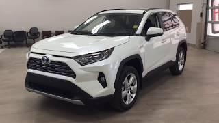 2019 Toyota RAV4 Limited Hybrid Review