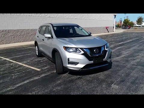 2017 Nissan Rogue Niles, Skokie, Chicago, Evanston, Park Ridge, IL SP10666