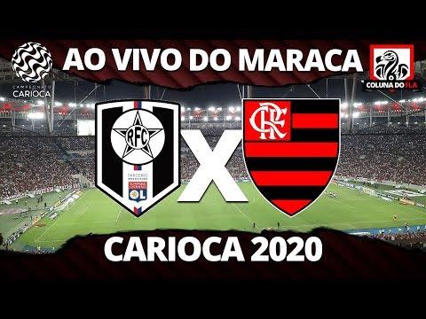 resende-x-flamengo-ao-vivo-do-maracanÃ---carioca-2020---narraÇÃo-rubro-negra