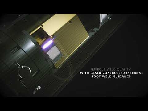 The Orbis™ Offshore Internal Welding System
