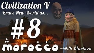 Civilization V Brave New World as Morocco! Ep. 8 - A card to Istanbul Thumbnail