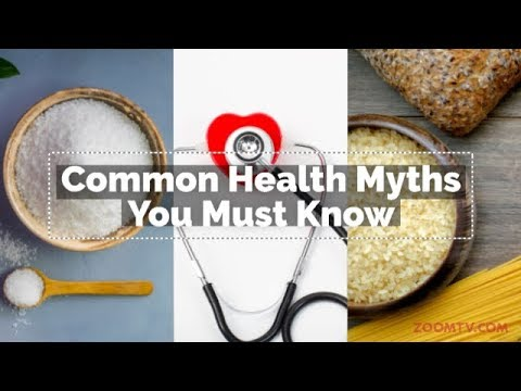5 Common Health Myths to Forget Now