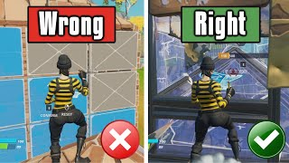 STOP Making These Box Fighting Mistakes! - Fortnite Tips & Tricks!