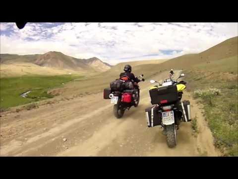 La via della seta: dal kirghizistan all'Italia attraverso il Pamir