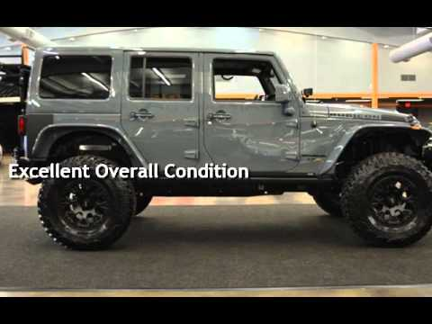 2014 Jeep Wrangler FULLY CUSTOM 5.7L HEMI SWAP LIFTED RUBICON WARRANT for sale in milwaukie, OR