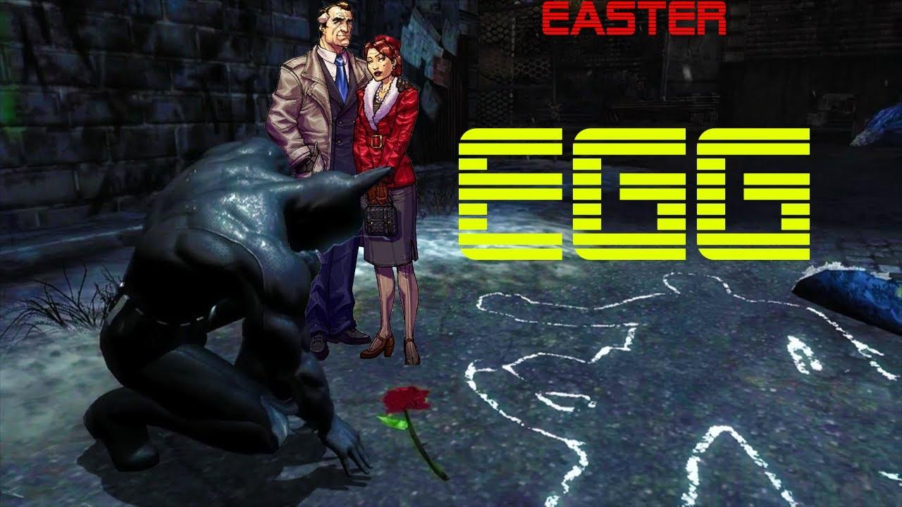 Los padres de Bruce Easter Egg en Batman Arkham Origins en Español ...
