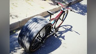 🇹🇷 Türkiye Modifiyeli Bisikletler TMB #Slayt17 // Fat Tire Bike