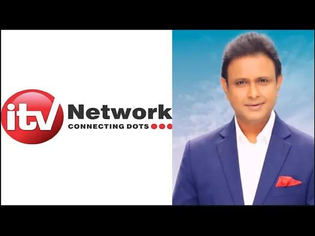 iTV Network लाया नया प्राइम टाइम ! अनुराग मुस्कान प्राइम टाइम न्यूज शो 'जागते रहो' को होस्ट करेंगे
