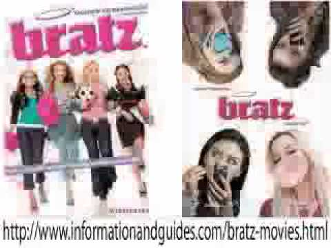 list of bratz movies youtube