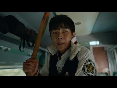 Best Zombie fighting scene without arms in TRain TO Busan MOvie
