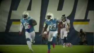 San Diego CHARGERS Defense FIGHT SONG + Chargers DEFENSE Highlights 2012 | Chargers Chiefs