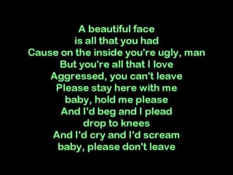 Eminem   Stronger Than I Was HD + Lyrics