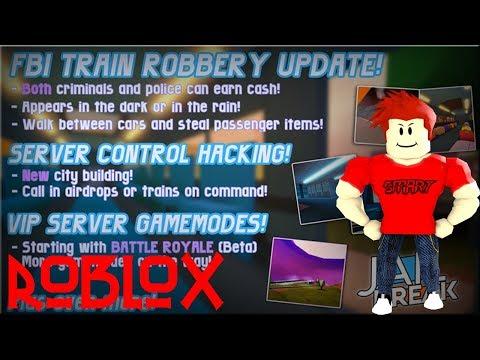 Download Update Steam Train Battle Royale Mode Roblox Jailbreak MP3