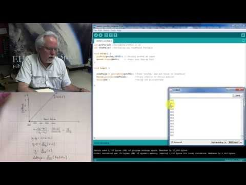 LESSON 10: Reading Analog Voltages With Arduino