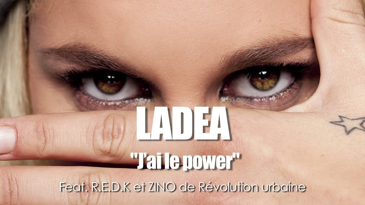 Download 07. J'ai Le Power LADEA Zino de R.U.E et REDK - MILK SHAKE