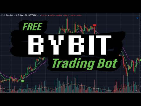 Bybit Tradingview Trader - Free Bot for Tradingview Alerts
